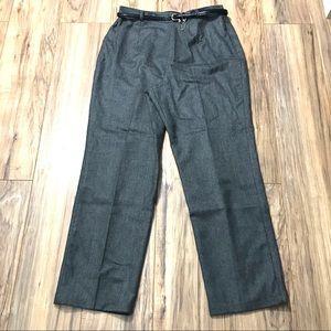 Sag Harbor women's pants 100%  wool NWOT 🌹🛍